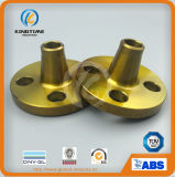 O aço de carbono de ASME B16.5 forjou a flange da flange A105n Wn (KT0389)