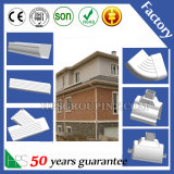 Roofing Water Drainage System를 위한 PVC Gutters