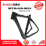 "Moldura de bicicleta Full Carbon para 26 ""20"" 29 ""Mountain Bike"
