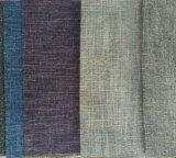 Tessuto di tela del sofà dell'assestamento della tenda dell'ammortizzatore della tessile del cotone del poliestere