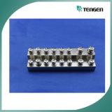 Conetores elétricos e terminal, bloco de conetor terminal
