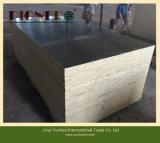 15m m reciclaron la madera contrachapada hecha frente película de la base para el mercado de Nigeria