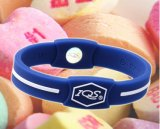 2016 heiße Verkaufs-Armband-Form-Silikon-GummiWristbands