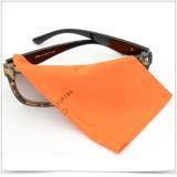 Tissu de nettoyage promotionnel de Microfiber pour des lunettes