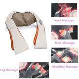 Massager rechargeable sans fil Chauffage Shiatsu Ceinture de massage du corps