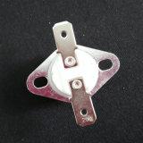 Termóstato de cerámica de la Encajar a presión-Acción Ksd301 con el contacto del reajuste manual