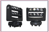 10W*8pieceクリー語Moving Head LED Stage Lighting (HL-015YT)