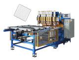 Máquina automática de la soldadura del acoplamiento de alambre de acero