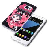 voor Geval van de Telefoon van de Cel van het Patroon van Iml van de Douane van Samsung van iPhone het Mobiele