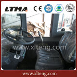 Manufatura de China carregador Earth-Moving da roda da maquinaria de 3.5 toneladas