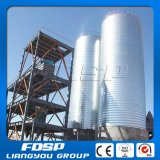 silo de mémoire des copeaux 2000tons en bois avec de large volume