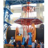 Вертикальная машина Laying-up для Submarine кабеля, вертикального типа структуры