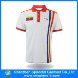 Qualität fertigen Mens-Polo-Hemd-Baumwolle 100% kundenspezifisch an