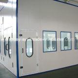 SPLC上のカスタム機械吹き付け塗装ブース