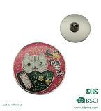 Distintivo personalizzato di Pin dell'oggetto d'antiquariato del metallo (XDBO-01)