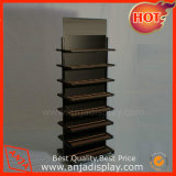 Estante ajustable de la estantería del metal de 8 gradas para el alimento