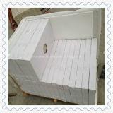 chinees marmeren wand / vloertegel ( witte roos )