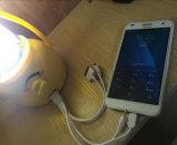 Lampada di campeggio ricaricabile solare portatile della lanterna di prezzi bassi LED