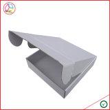 Штейновая & лоснистая картонная коробка с крышкой