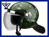 アフリカ様式の金属の格子(SYSG-206)の軍の反暴動のヘルメット
