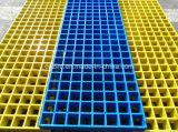 Fibre de verre de haute résistance de FRP GRP râpant pour le passage couvert