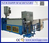 Linha da extrusão do cabo distribuidor de corrente/máquina Sheathing da extrusão
