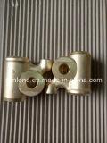 鍛造材の真鍮の管付属品の部品