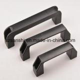 Soem-schwarzes Bakelit-Plastikzug-Griff