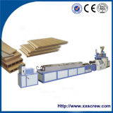 Máquina composta plástica de madeira (WPC)