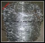 Anpingのエレクトロによって電流を通される有刺鉄線