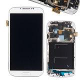 La calidad del AAA Nueva pantalla blanca de la pantalla LCD táctil para Samsung I9505 Galaxy S4 i9500