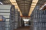 Het Staal van het Kanaal van U van het Bouwmateriaal van het Profiel Manufactutrer van het Staal (UPN)