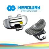 Zahnmedizinische orthodontische einzelne bukkale Gefäße mit Qualität