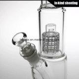 Стеклянная матрица барботера Glassworks Mobius куря трубы