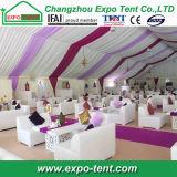 Arabisches verzierenhochzeits-Zelt in Dubai