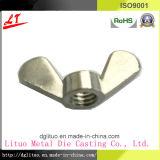 일반적인 널리 이용되는 알루미늄 합금 CNC 가죽 나사 및 견과