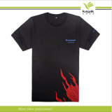 Customzied Men Cotton Promotional Tee Shirts (kyt016003)