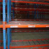 Sistema del estante del almacenaje de la alta calidad con las etiquetas de la capacidad