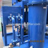 Strumentazione industriale di pulizia dell'olio di lubrificante di vuoto lesto di disegno (TYA)