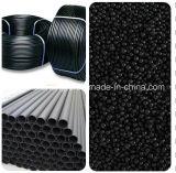 El PE 100 del material plástico para el tubo de agua/el grado PE100 del tubo