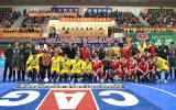 Étage professionnel de cour de Futsal d'Asie Nicecourt