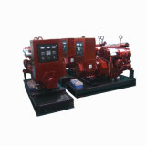 генератор 40kVA 32kw 50Hz Deutz малый молчком тепловозный