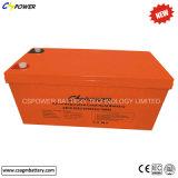 Batterie solaire 12V 200ah de SLA exempt d'entretien