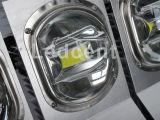 Lámpara de calle blanca cambiable de la configuración 50W LED