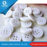 Shape redondo Polyester Buttons para Garments