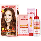 Cosmético da tintura de cabelo da cor do cabelo de Speedshine
