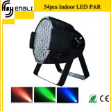 54PCS LED PAR Stage Lighting voor Studio Disco DJ (hl-033)