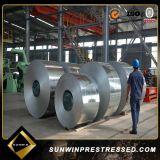 A bobina de aço galvanizada galvanizou a bobina de aço