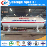 Sale를 위한 Clw 5ton 10000 Liters Portable LPG Gas Filling Bottling Station