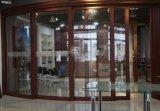 Grande portello scorrevole curvo alluminio di lusso (BHA-DSA06)